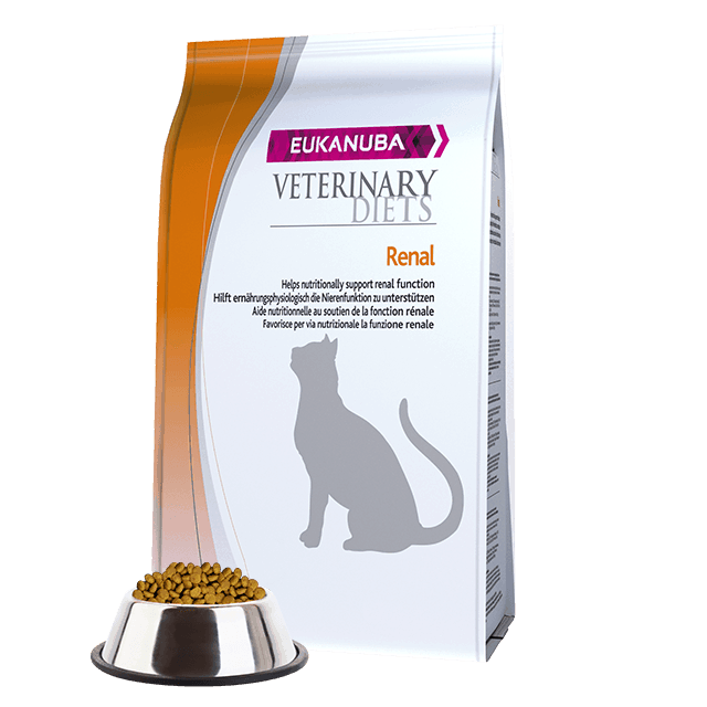 Renal Diet Cats Food