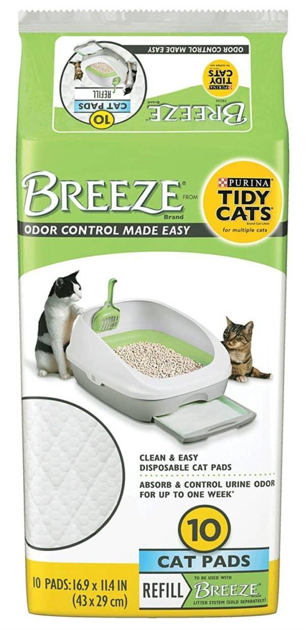 Purina Tidy Cats BREEZE Cat Pads
