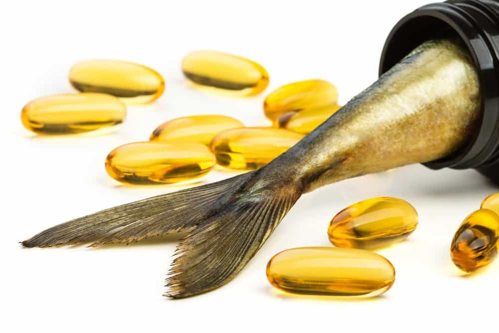 Oils and Supplements for Nutrients